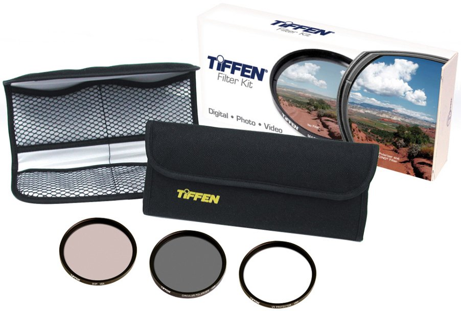 Photo Essentials 72mm Filter Kit