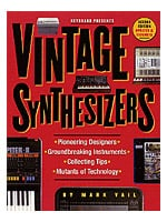 Vintage Synthesizers - Second Edition, Book