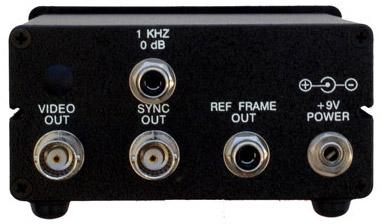 Color Bar, Sync, & Audio Tone Generator
