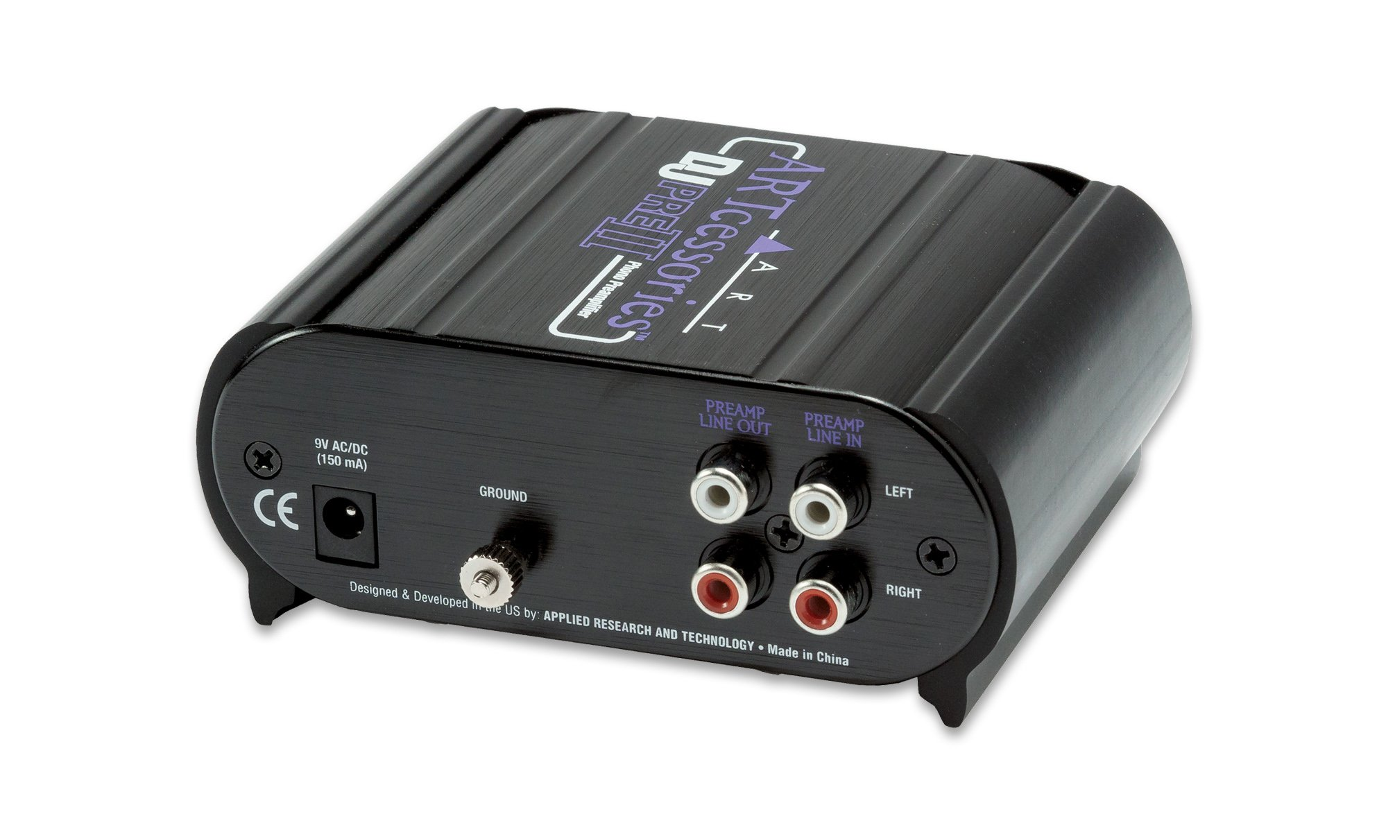 Art Phono Preamp : art djpre 2 phono preamplifier with riaa eq full compass systems ~ Hamham.info Haus und Dekorationen
