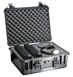 Medium Black Case with Foam Interior