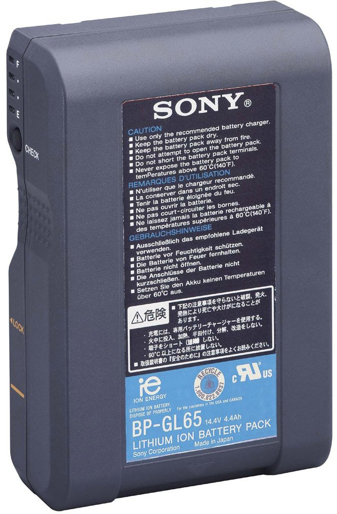 Graphite Lithium-Ion Battery