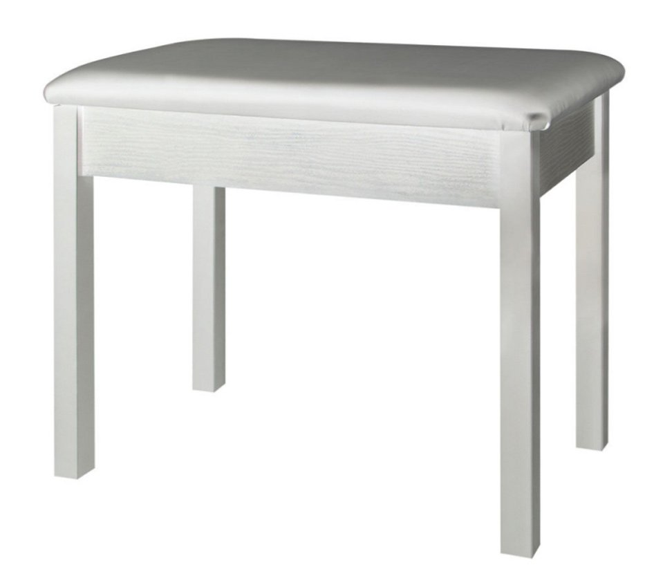 Awesome On Stage Kb8802W Keyboard Piano Bench White Full Gmtry Best Dining Table And Chair Ideas Images Gmtryco