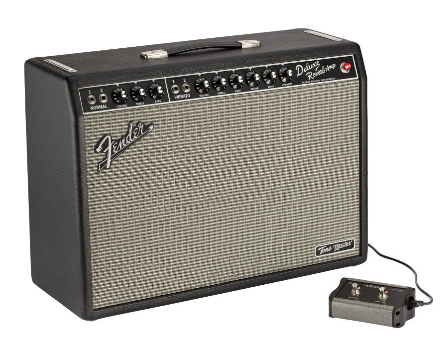 Fender TONEMSTR-DELUXE-REV 100W 2-Channel 1x12