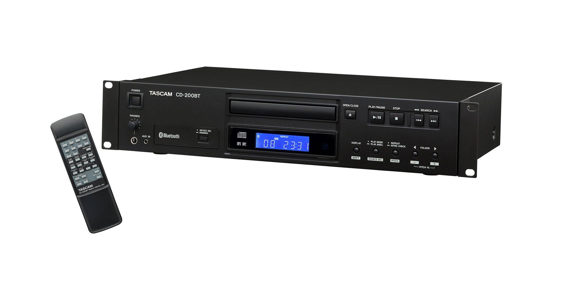 Bluetooth Media Player Denon DN-500CB Rack Mount CD