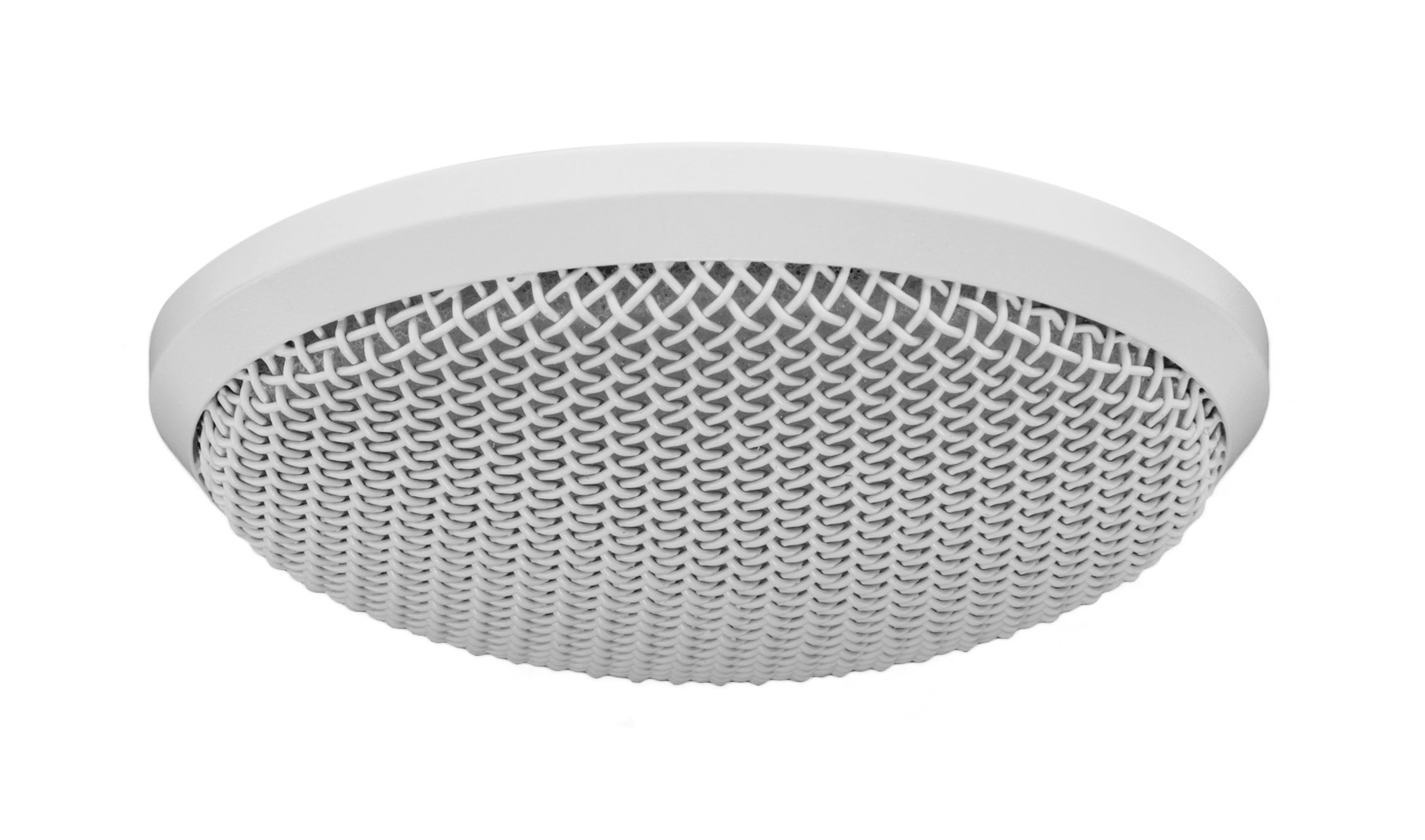 Audix M70wd Flush Mount Ceiling Microphone With Status Indicators For Audix Dante Aes67 Integrated Systems