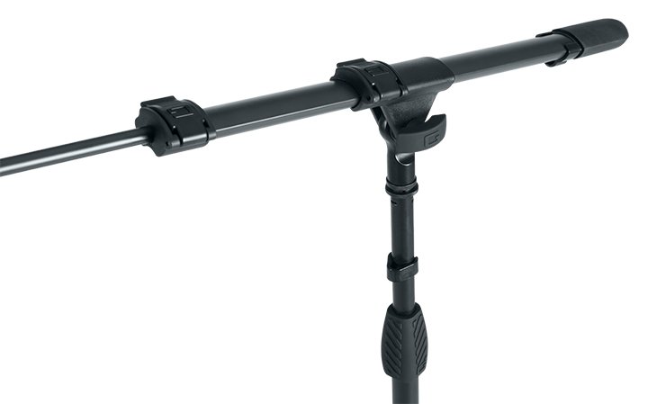 Gator Gfw Id Mic Adjustable Tripod Microphone Stand With