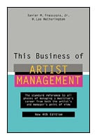 This Business of Artist Management - 4th Edition - Book