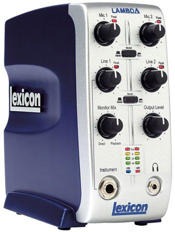 4-in / 4-out USB Desktop Audio/MIDI Recording Interface