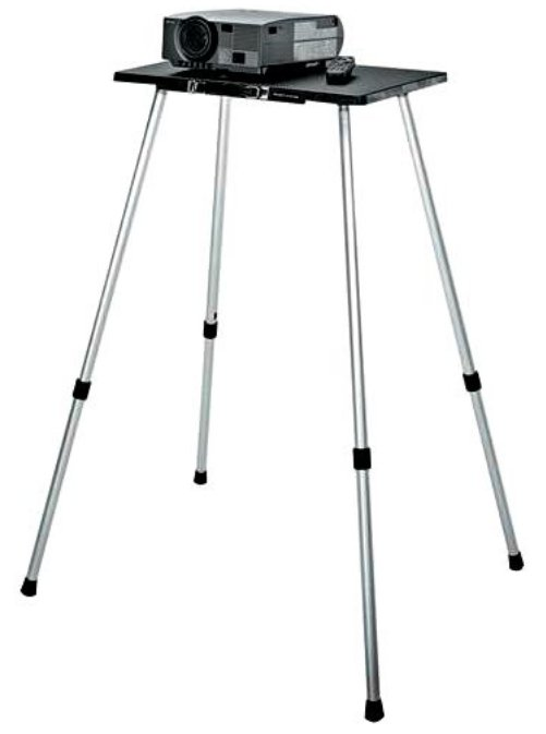 Da Lite 42067 Deluxe Project O Stand With Telescoping