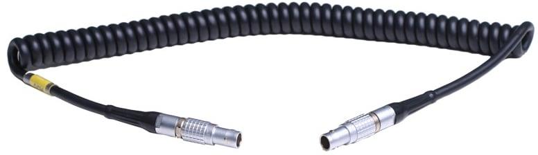 Cable LEMO-5/LEMO-5 Timecode