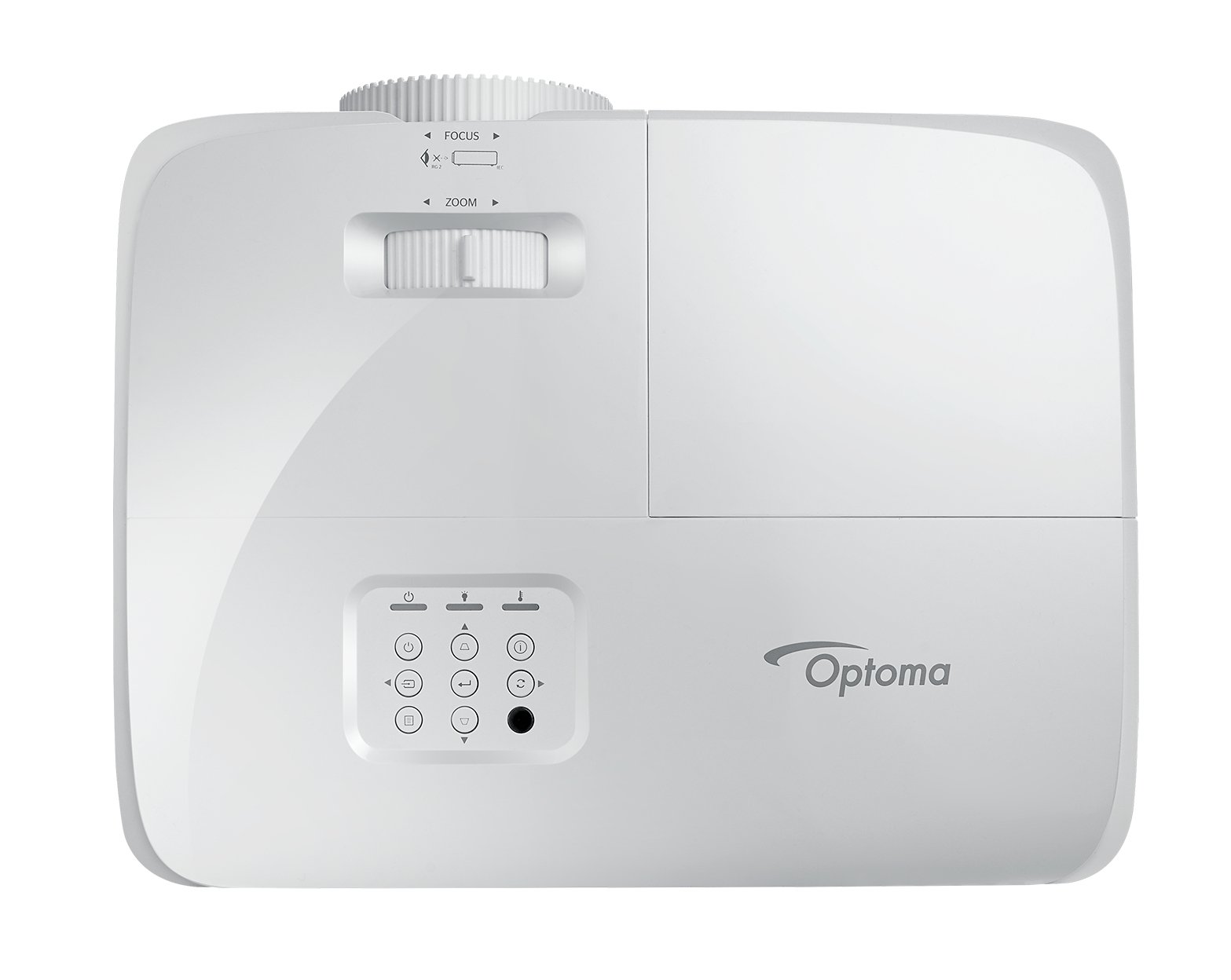Optoma HD39HDR 4000 Lumens 1080p DLP Projector | Full