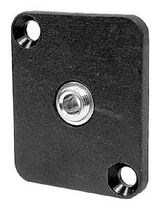 3.5mm Stereo on DBA Connector, Panel Mount