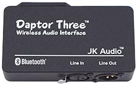 Wireless Audio Interface, Bluetooth