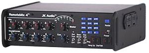 Portable Broadcast Mixer
