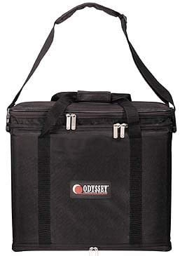 "Portable Rack Bag, 3 RU, 16"" Depth (Black)"