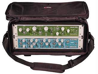 """Portable Rack Bag, 4 RU, 8"""" Depth"""