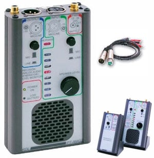 Audio Generator/Monitor