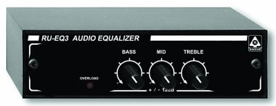 3-Band Equalizer