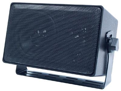 """3-Way 4"""" Mini Weather Resistant Outdoor Speaker"""