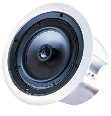 """Speaker,6"""" Enclosed Coax (pr)"""