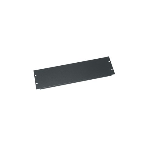 1x Middle Atlantic Rack SB  2 or 4 or 5 space Flanged Black Steel Textured Panel