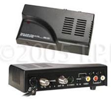 RF Modulator, F/Channels 3-4