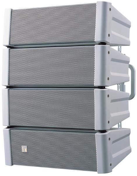 TOA HX-5W 600W Variable Dispersion Speaker in White HX5W
