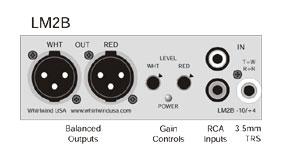 Line Driver, 2ch MXLR-RCA