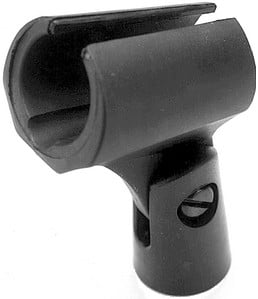 Tapered Microphone Clip