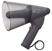 Megaphone 6w Dark Gray