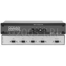 4x1 VGA/XGA Switcher