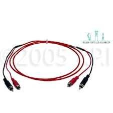 Cable Dual RCA/Dual RCA M 50`