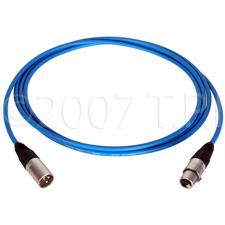 Cable 3ft XLR-M to XLR-F Purp