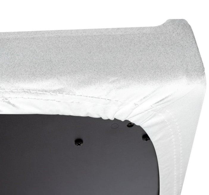 KDA7061W OnStage 61-Key Keyboard Dust Cover White