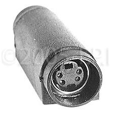 SVHS Female/Female Barrel Conn