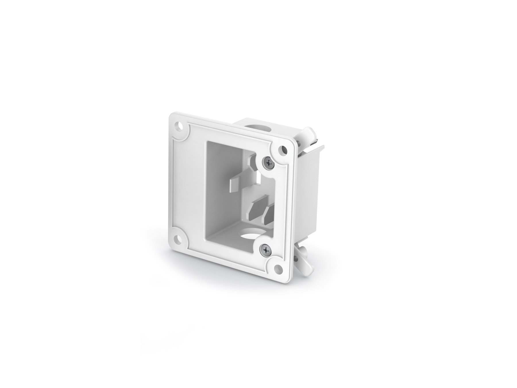 BOSE DS ON WALL JUNCTION BOX 6 PACK - Whtie