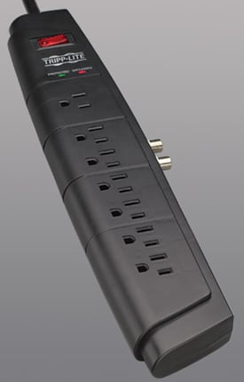 Power Strip 6 ft 7 outlets