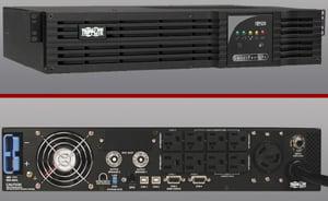 Tripp Lite SMART3000RM2U  UPS, Inline, 2RU, Intelligent  SMART3000RM2U