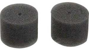 1 Pair of Replacement Ear Cushions for Ri100 Series Headphones