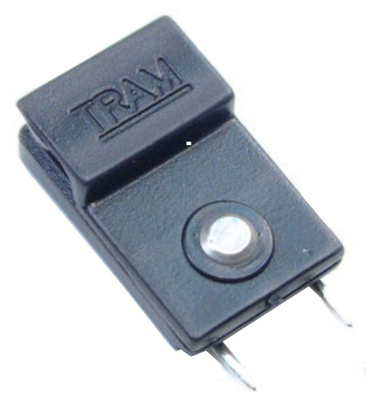Cable Holder for TRAM Lavalier Microphones