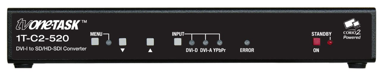 CORIO2 DVI-I to SD/HD-SDI Converter
