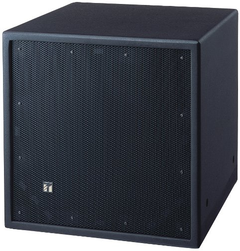 "12"" 600W @ 8 Ohm Subwoofer in Black"