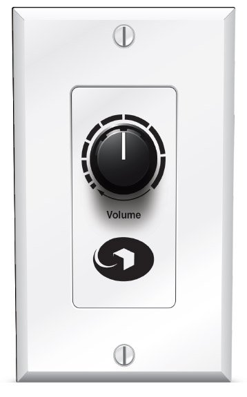 Remote Volume Control Wall Plate