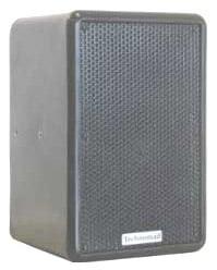 2-Way Full-range Loudspeaker Black (Dual Mode)