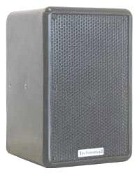 Compact Weatherproof Loudspeaker Grey (Dual Mode)