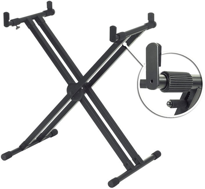 X-Style Keyboard Stand for Motif