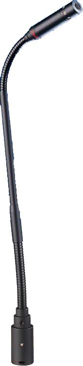 "13"" Cardioid Condenser Gooseneck Microphone with Quick XLR Mount"