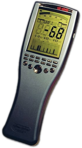 Handheld RF Spectrum Analyzer