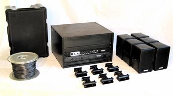 Med. Retail Speaker System